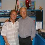 Ron van de Steen en Willem van Kooten