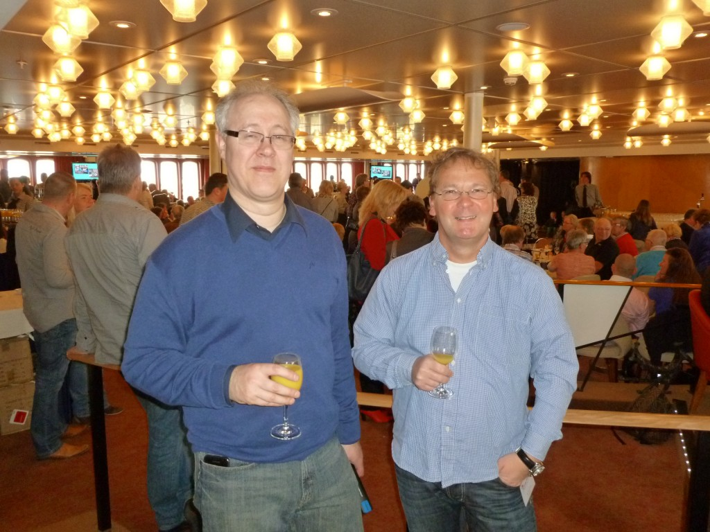 Wilco en Ron